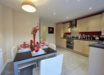 """Thumbnail 3 bedroom semi-detached house for sale in """"The Greyfriars"""" at Old Cemetery Road, Hartlepool"""