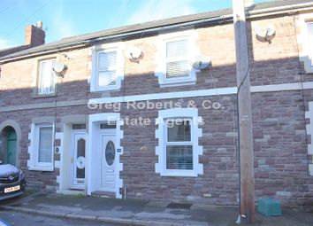 Thumbnail 3 bed terraced house for sale in Stanhope Street, Abergavenny, Monmouthshire.
