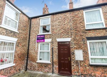 Thumbnail 2 bedroom terraced house for sale in St. Marks Square, Selby