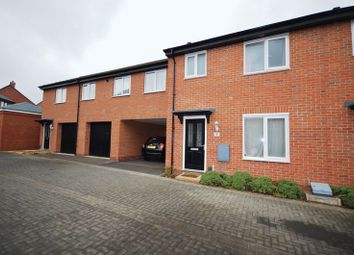 Thumbnail 3 bed semi-detached house for sale in Candlin Way, Lawley Village, Telford