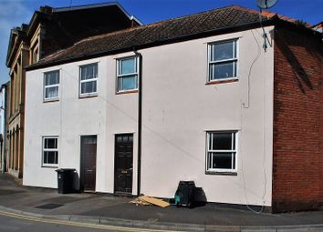 Thumbnail 1 bed terraced house for sale in Queen Street, Bridgwater