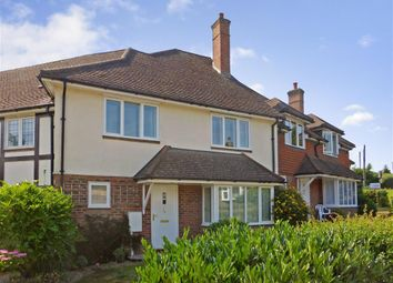 Thumbnail 3 bed terraced house for sale in Chapel Close, Watersfield, Pulborough, West Sussex