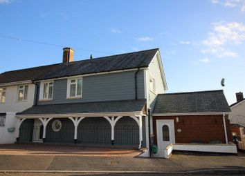 Thumbnail 4 bed semi-detached house for sale in John Gay Road, Barnstaple, Devon