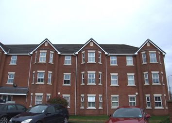 Thumbnail 2 bedroom flat to rent in 14 Etruria Court, Etruria