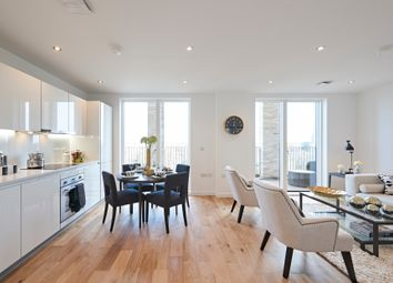 Thumbnail 3 bed duplex for sale in Bridport Place, Hackney, London