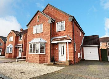 Thumbnail 6 bed detached house for sale in Wyntryngham Close, Hedon, Hull