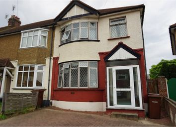 Thumbnail 3 bed semi-detached house for sale in Featherby Road, Gillingham