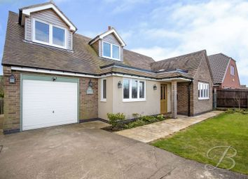 Thumbnail 4 bed detached bungalow for sale in Northfield Avenue, Pleasley Vale, Mansfield