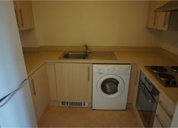 Thumbnail 2 bed flat to rent in Whistle Road, Bristol