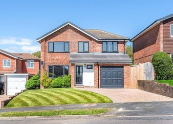 Thumbnail 4 bedroom detached house for sale in Beacon Drive, Seaford