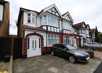 Thumbnail 3 bed semi-detached house for sale in Eccleston Crescent, Romford, London
