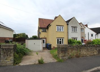 Thumbnail 3 bed property to rent in Walgrove Road, Walton, Chesterfield