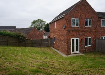 Thumbnail 3 bed semi-detached house for sale in Thornwood Court, Rotherham
