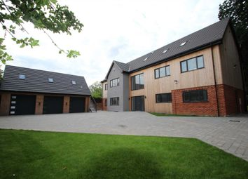 Thumbnail 4 bed detached house to rent in Church Road, Blofield, Norwich