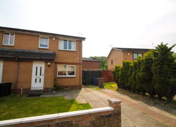 Thumbnail 3 bedroom semi-detached house for sale in Glencoats Drive, Paisley