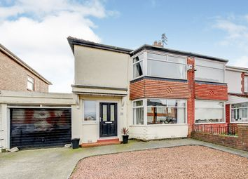 2 bed semi-detached house for sale in Ashbourne Avenue, Newcastle Upon Tyne, Tyne And Wear NE6