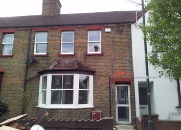 Thumbnail 4 bed terraced house to rent in York Road, Waltham Cross, Hertfordshire