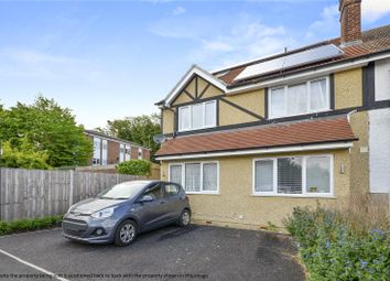 Thumbnail 3 bed end terrace house for sale in Ross Road, Wallington, Surrey