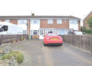 Thumbnail 3 bed terraced house for sale in Kingston Road, Tewkesbury, Gloucestershire