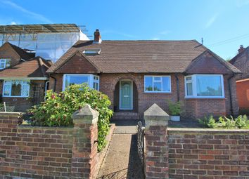 Oak Hill, Wood Street Village, Guildford GU3. 4 bed detached bungalow
