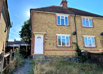 Coleman Crescent, Ramsgate CT12. 2 bed semi-detached house