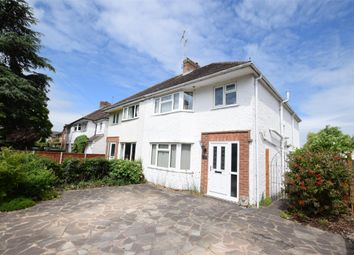 Thumbnail 3 bed semi-detached house for sale in Hatherley Road, Cheltenham, Gloucestershire