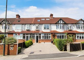 Thumbnail 5 bed terraced house to rent in Buckleigh Avenue, London