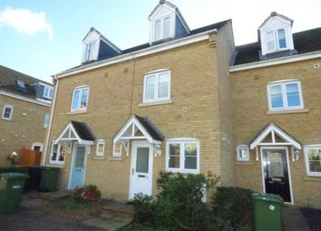 Thumbnail 3 bed terraced house to rent in Boleyn Avenue, Peterborough