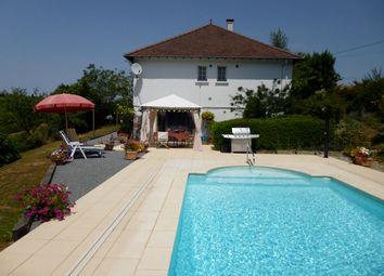 Thumbnail 4 bed detached house for sale in La Thieras, 19350 Conceze France, Corrèze, Limousin, France