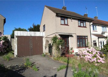 Thumbnail 2 bed end terrace house for sale in Curtismill Way, St Pauls Cray, Kent