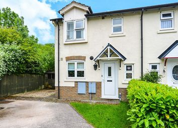 Thumbnail 2 bed semi-detached house for sale in Llys Dolhaiarn, Llanfairtalhaiarn, Abergele