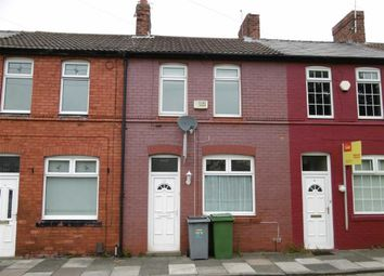 Thumbnail 2 bedroom terraced house to rent in Scott Street, Wallasey, Wirral