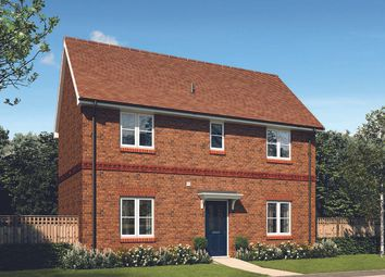 Thumbnail 3 bed detached house for sale in Ash Lodge Park, Ash