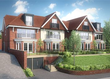 Thumbnail 4 bed semi-detached house for sale in Shooters Hill, Pangbourne, Reading