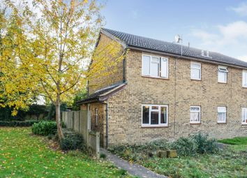 Thumbnail 1 bed end terrace house for sale in The Coppice, Canterbury