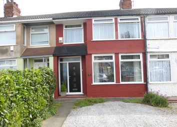 Thumbnail 3 bed terraced house for sale in Parkfield Drive, Hull