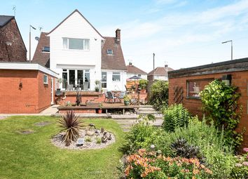 Thumbnail 5 bedroom detached house for sale in Top Road, Calow, Chesterfield