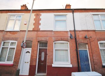 Thumbnail 4 bed terraced house to rent in Mountcastle Road, West End, Leicester