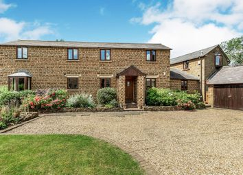 Thumbnail 5 bed detached house for sale in School Lane, Adstone, Towcester