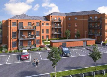 Thumbnail 2 bed flat for sale in Maple Mews, Bridge Road East, Welwyn Garden City, Hertfordshire