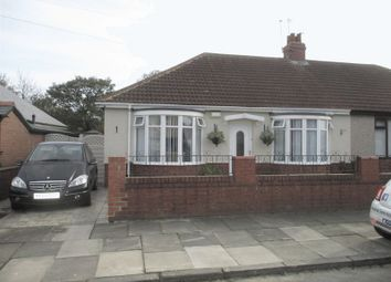 Thumbnail 2 bed semi-detached bungalow for sale in Newlands Road, Blyth