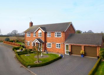 Thumbnail 4 bed detached house for sale in Greenhaven Court, Hatherton, Nantwich