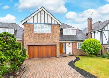 3 bed detached house for sale in Tudor Close, Chigwell, Essex IG7