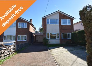 3 bed detached house to rent in Lower New Road, West End, Southampton SO30