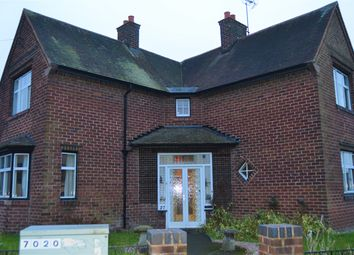 Thumbnail 3 bed detached house for sale in Monkmoor Road, Shrewsbury
