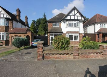 Thumbnail 3 bed detached house for sale in Wood Ride, Petts Wood, Orpington, Kent