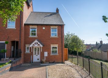 Thumbnail 3 bed end terrace house for sale in Newgate End, Wigston, Leicester