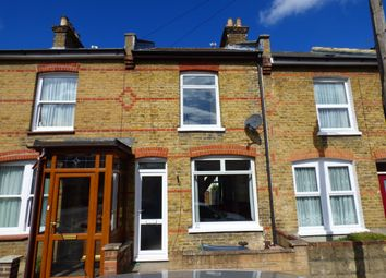 Thumbnail 2 bed terraced house to rent in Mead Road, Gravesend, Kent