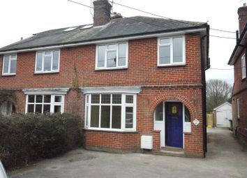 Thumbnail 3 bed semi-detached house for sale in The Causeway, Petersfield