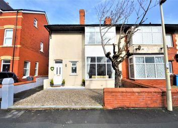 Thumbnail 4 bed semi-detached house for sale in All Saints Road, St Anne's, Lytham St Annes, Lancashire
